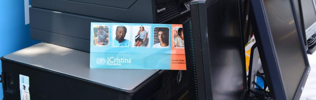 Donated Computers Banner